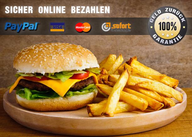 Sichere Onlinezahlung